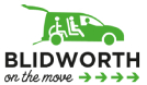 Blidworth – On The Move Logo